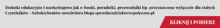 Dodatki edukacyjne imarketingowe zbloga sprzedazudzialowwspolcezoo.pl