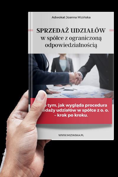 sprzedaż udziałów w spółce z ograniczoną odpowiedzialnością